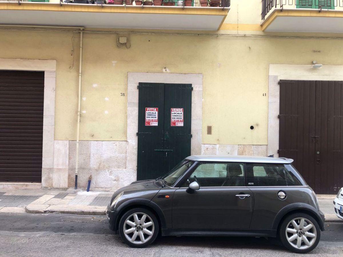 Negozio / Locale in affitto a Corato, 1 locali, prezzo € 270 | CambioCasa.it